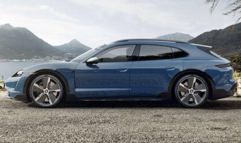 Конфигурирахме електрическото комби на Porsche за 500 хиляди лева - 4