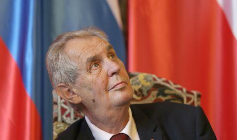 Признание от Чехия за Косово