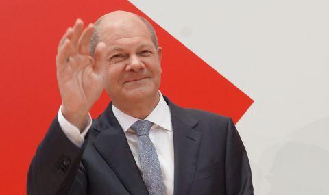 Той ли ще е новият канцлер? Кой е Олаф Шолц - 1