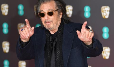 Невероятният Ал Пачино стана на 80!