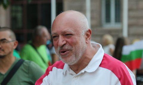 Вандали блокираха ателието на Велислав Минеков