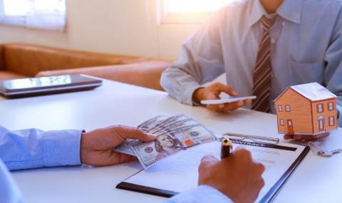 Значителен ръст на отпуснатите ипотечни заеми