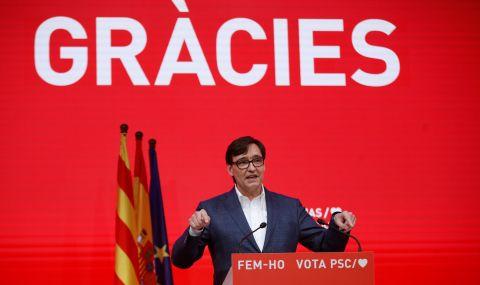 Ясни са победителите след вота в Каталуния