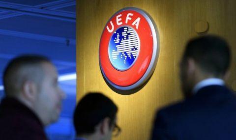 УЕФА работи по задължително ваксиниране за Европейско първенство