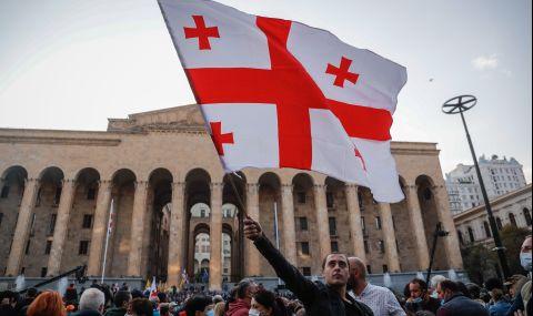 Грузия връща своя посланик в Украйна