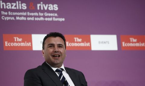 Северна Македония гледа само към ЕС