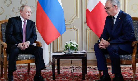 Владимир Путин е прям и това е хубаво