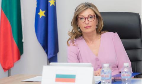 Коя е Захариева, че да налага санкции на Беларус