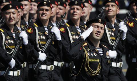 Русия има над 40 000 военни на границата с Украйна и още толкова в Крим