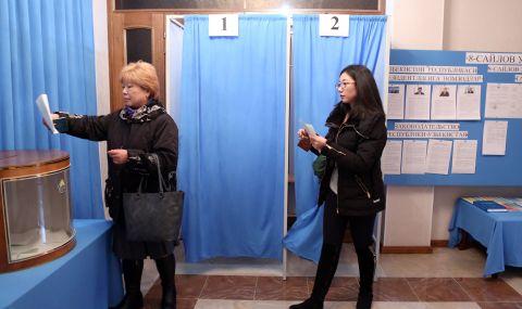 Избори в Узбекистан през октомври