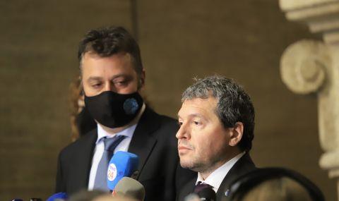 Тошко Йорданов за мандата: Работим по график