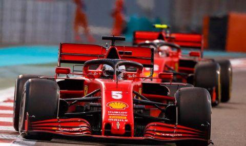 Ferrari сключи ново дългосрочно споразумение с Shell