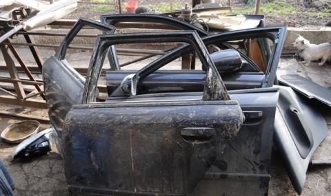 В София са арестувани двама известни автокрадци
