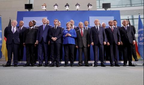 Започна срещата за Либия в Берлин