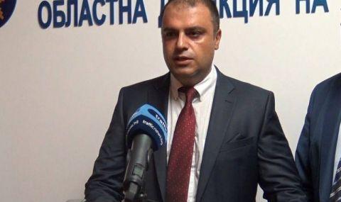 Рашков отстрани от длъжност директора на пловдивската полиция