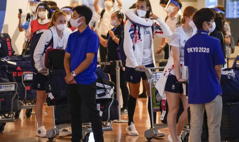 Домакинът на Олимпиадата въведе извънредно положение