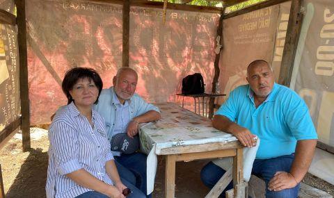Борисов: Радев е убиецът на Севера, няма по-подготвен от мен - 1
