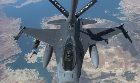 Военните разходи на Турция са скочили с 86%