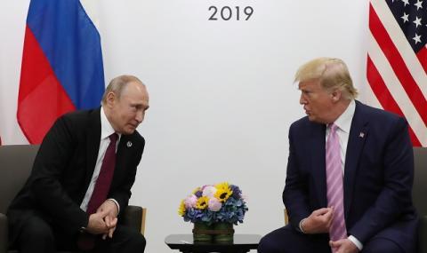 Путин и Тръмп - спешно по телефона