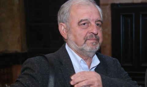 Проф. Илчев повтори: Да, нищожества стоят начело на България