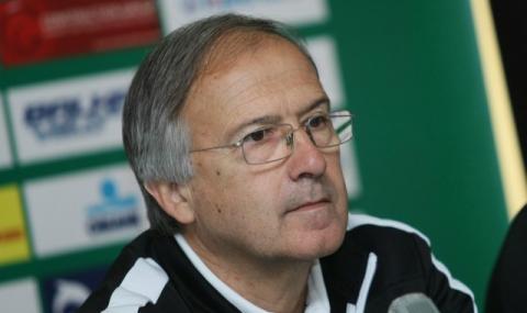 Дерменджиев: Ще бъдем без петима основни играчи
