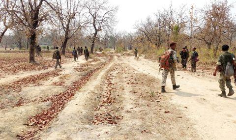 Напрежение! 23-ма индийски командоси са загинали в сражение с бунтовници