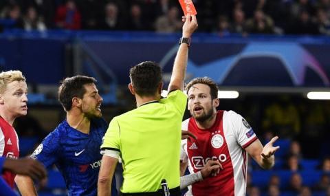 Аякс съди УЕФА за отпадането си от Шампионска лига