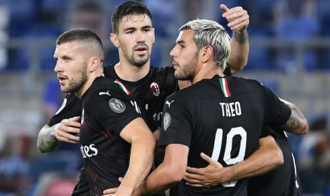 Милан е най-силният отбор в Италия след паузата във футболния сезон