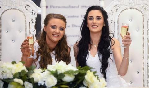 Първи гей брак и в Северна Ирландия
