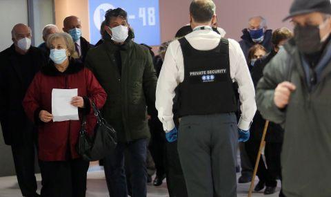 Всеки гръцки гражданин има право на безплатен тест за коронавирус