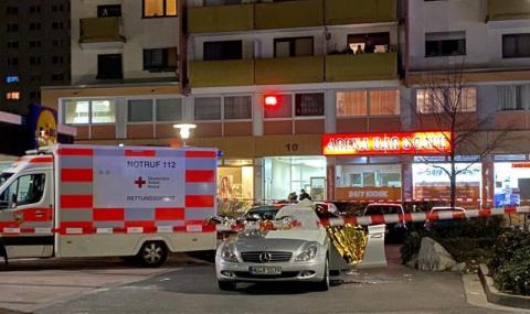 Разстреляха осем души край Франкфурт