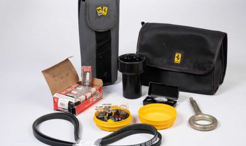 Ремонтен комплект от Ferrari F40 струва близо 20 хиляди лева - 8