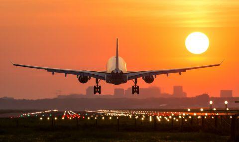 Как да се опазим от зараза в самолета