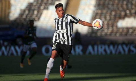 Ювентус взе голям талант на Бразилия без пари - 1