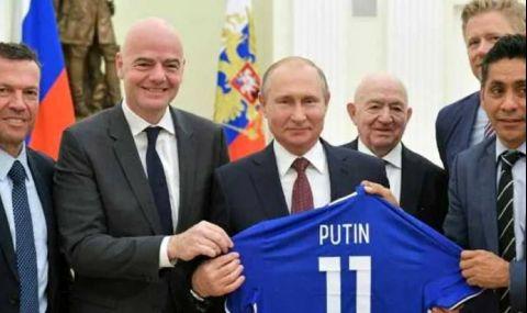 По идея на Путин: Създадоха революционен футболен турнир