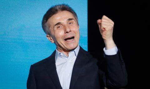 Водещият политик в Грузия се оттегли