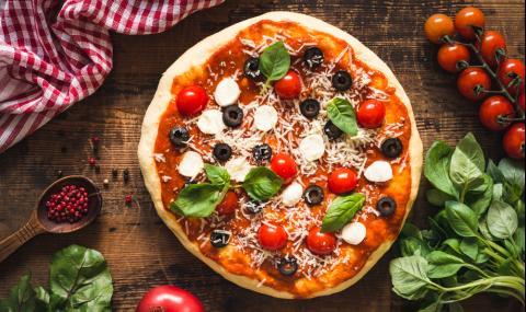 Пица, която удължава живота, предпазва от рак! (СНИМКИ)