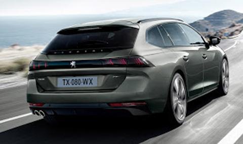 Запознайте се с новото комби на Peugeot