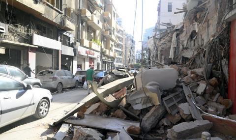 Франция, Русия, Йордания, Египет и Чехия изпращат помощ на Ливан