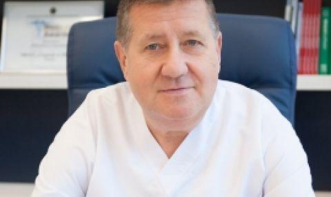 Внезапно почина проф. д-р Владимир Данов
