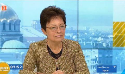 Ирена Анастасова: Делението на партии на статуквото и на протестите е изкуствено