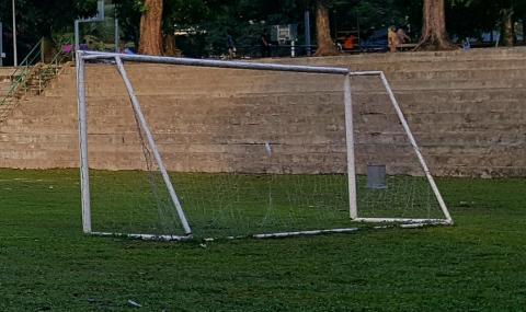 Трагедия на футболно игрище в Хасково