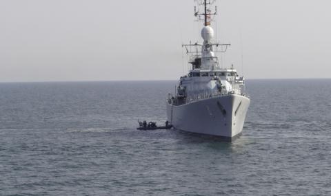 Три фирми с оферти за нов патрулен кораб за ВМС
