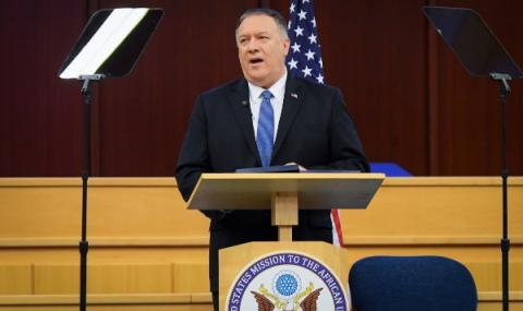 САЩ са готови да говорят с Иран по всяко време