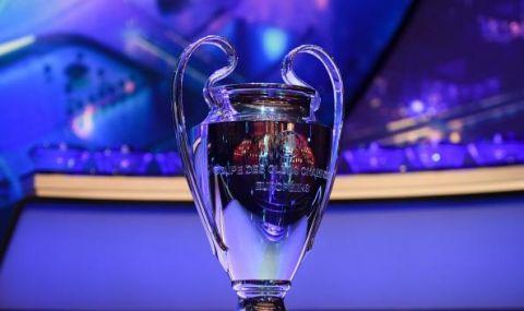 Ето всички срещи в третия квалификационен кръг на Шампионската лига - 1