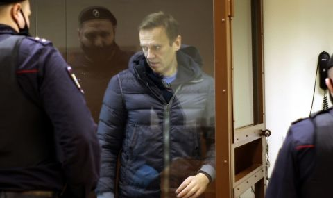 Навални прекрати гладната стачка