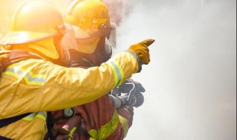 16 пожарникари се втурнаха да спасяват куче, но...