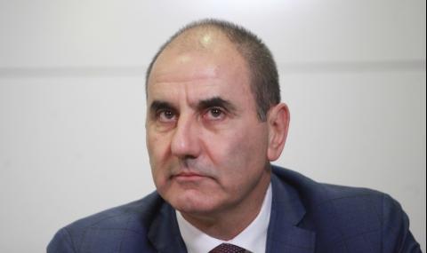 Цветанов в Русе: Има страх сред хората, които искат да се присъединят към партията ми
