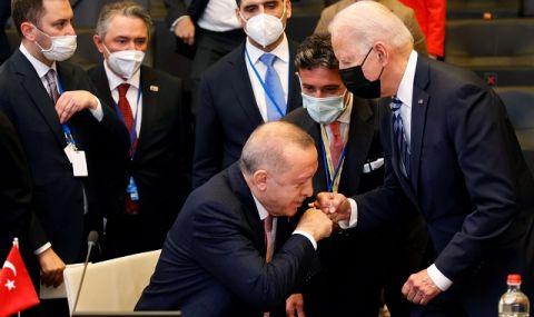 Ердоган: Няма проблем в отношенията със САЩ, който да не може да бъде решен