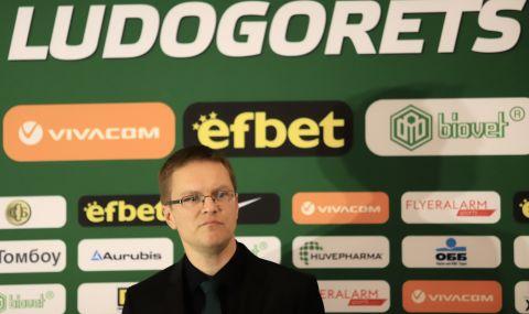 Дамбраускас: Не се интересувам от ситуацията в ЦСКА